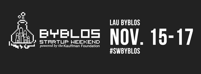 Startup Weekend Byblos - LAU