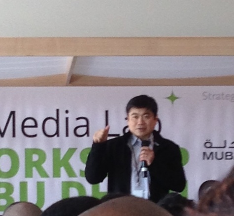Mr. Joi Ito - Director of the MIT Media Lab